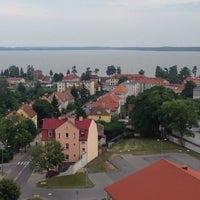 Photo taken at Wieża Ciśnień Giżycko by Mike T. on 6/29/2014