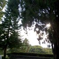 Photo taken at Monastario Benedictino by Gina M. on 10/26/2012