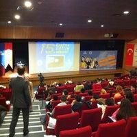 11/17/2012 tarihinde Mehmet K.ziyaretçi tarafından Cem Karaca Kültür Merkezi'de çekilen fotoğraf