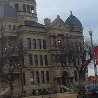 Photo taken at Denton, TX by Veronica O. on 12/15/2012