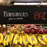 Photo taken at Whole Foods Market by William Á. on 3/25/2013
