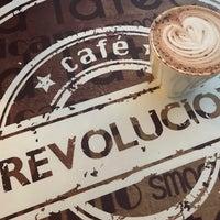 Foto tomada en Café Revolución por William Á. el 4/9/2017