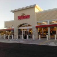 Photo taken at Wawa by Traci H. on 7/10/2013