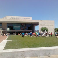 Photo taken at National Constitution Center by Traci H. on 6/4/2013