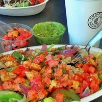 Photo taken at Chipotle Mexican Grill by Teekz T. on 10/29/2012