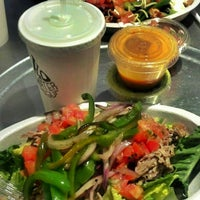 Photo taken at Chipotle Mexican Grill by Teekz T. on 1/27/2013