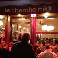 Photo taken at Le Cherche Midi by alfonzo y. on 9/19/2012