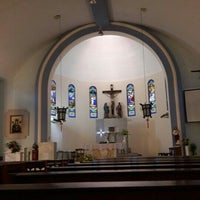 Photo taken at Church of Our Lady of Sorrows by stephany j. on 7/23/2016
