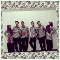 Photo taken at Bank Muamalat Cabang Bandung by Chandra P. on 2/6/2014