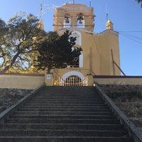 Photo taken at Capilla del Cerro de San Miguel by Oscar d. on 12/6/2017