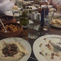 Photo taken at Levant Restaurant by Ghanim A. on 6/10/2016