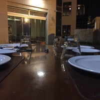 Photo taken at Levant Restaurant by Ghanim A. on 4/8/2016