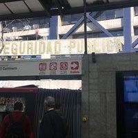 Photo taken at Metrobús Durango L1 by Rouss L. on 3/25/2017