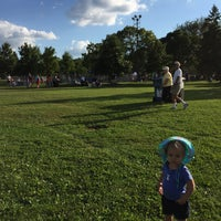 Photo taken at Armatage Park by Andy L. on 8/8/2016
