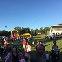 Photo taken at Armatage Park by Andy L. on 8/11/2015
