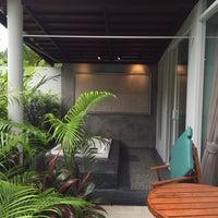 Photo taken at Apsaras Beach Resort And Spa Phang Nga by Najai P. on 6/3/2016