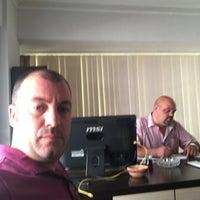 Photo taken at MEDİ-SİS MEDİKAL by T🅰️Ⓜ️ER Ü. on 7/1/2016