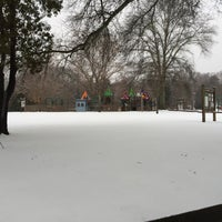 Photo taken at Cedar Hill Park by GaTechGrad on 2/21/2015