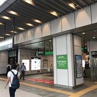 Photo taken at JR Shinjuku Sta. Kohshu-kaido Gate by KUGENUMAN on 8/3/2017