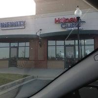 Photo taken at HoneyCut4Men (002) - Ballantyne by Chad B. on 2/10/2013
