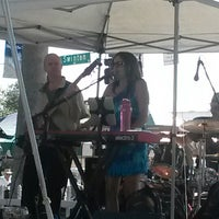 Photo taken at The Delray Affair by Linda P. on 4/26/2014