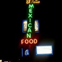 Photo taken at El Patio by David H. on 2/15/2013