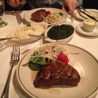 Photo taken at The Prime Rib by EunSol L. on 1/31/2013