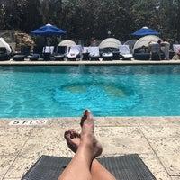 Photo taken at Jupiter Beach Resort & Spa by Robert K. on 3/22/2017