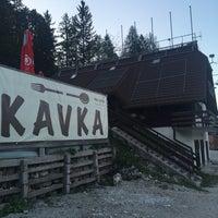 Photo taken at Planica Kavka by Grega D. on 9/8/2016