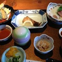 Photo taken at 魚好人 和久 by Tetsuya T. on 10/24/2012