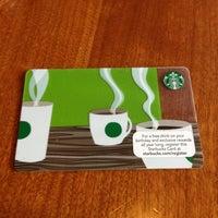 Foto tirada no(a) Starbucks por Ve.Jay B. em 12/28/2012