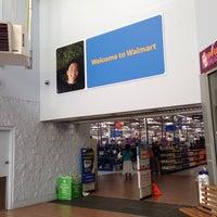 Photo taken at Walmart Supercenter by Vashon B. on 9/20/2013