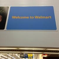 Photo taken at Walmart Supercenter by Vashon B. on 8/9/2013