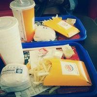Photo taken at Burger King by Canan Ç. on 4/21/2015