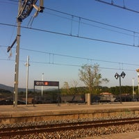 Photo taken at RENFE Cardedeu by Josep M. on 7/15/2013