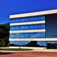 Photo taken at IESE Business School - North Campus by Josep M. on 10/5/2012
