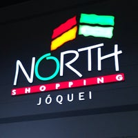Photo taken at North Shopping Jóquei by André F. on 10/30/2013