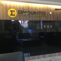 Foto tirada no(a) EBMQuintto por André F. em 4/13/2016