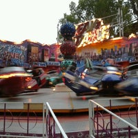 Photo taken at Vidámpark by Tamás H. on 10/14/2012