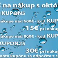 Photo taken at Kúpeľne TAMI by TAMI on 10/14/2015
