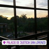 Photo taken at Palacio de Justicia - San Lorenzo by Ruthi S. on 2/20/2017