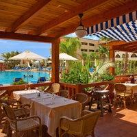 Photo taken at Playamarina Spa Hotel 4* by Playa Senator Hoteles on 10/31/2013