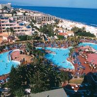 Photo taken at Hotel Playasol by Playa Senator Hoteles on 10/31/2013