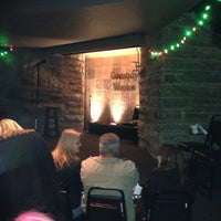 Photo taken at Comedy Works Downtown in Larimer Square by Kevin V. on 12/8/2012