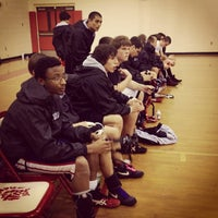Photo taken at Olympic High School by Elizabeth B. on 11/20/2012