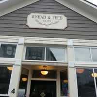 Photo taken at Knead & Feed by Jen C. on 11/4/2012