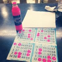 Photo taken at Bingo Dinero by Allie A. on 2/10/2013