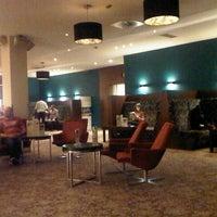 11/9/2012にSergei B.がPark Inn by Radisson Pulkovskayaで撮った写真