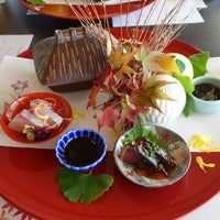 Photo taken at 日本料理 石庭 by Nommelier 〇. on 9/17/2014