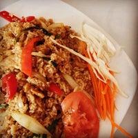 Photo taken at Mukda Thai Cuisine by KzN  . on 10/9/2013